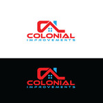 Colonial Improvements Logo - Entry #26