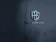 FIRST BORN SONS Logo - Entry #33