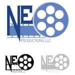 NE Productions, LLC Logo - Entry #120