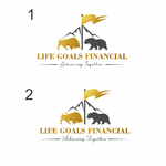 Life Goals Financial Logo - Entry #259