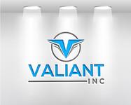 Valiant Inc. Logo - Entry #427
