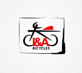 i & a Bicycles Logo - Entry #88