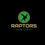 Raptors Wild Logo - Entry #100
