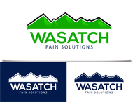 WASATCH PAIN SOLUTIONS Logo - Entry #97