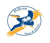 Pelican Waste Services LLC Logo - Entry #40