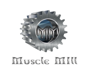 Muscle MIll Logo - Entry #112