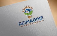 Reimagine Roofing Logo - Entry #264