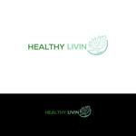 Healthy Livin Logo - Entry #411