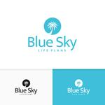 Blue Sky Life Plans Logo - Entry #220