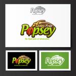 gluten free popsey  Logo - Entry #170