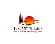 Tuscany Village Logo - Entry #129