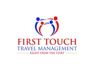 First Touch Travel Management Logo - Entry #99