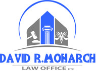 Law Offices of David R. Monarch Logo - Entry #240