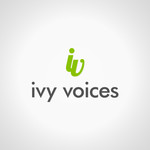 Logo for Ivy Voices - Entry #178