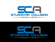 Sturdivan Collision Analyisis.  SCA Logo - Entry #34