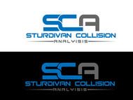 Sturdivan Collision Analyisis.  SCA Logo - Entry #34