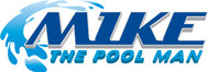 Mike the Poolman  Logo - Entry #10