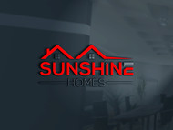 Sunshine Homes Logo - Entry #267