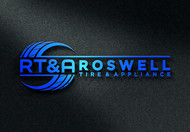 Roswell Tire & Appliance Logo - Entry #138