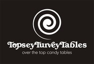 Topsey turvey tables Logo - Entry #122
