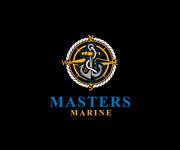 Masters Marine Logo - Entry #210