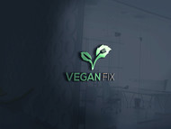 Vegan Fix Logo - Entry #65
