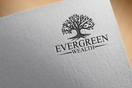 Evergreen Wealth Logo - Entry #65