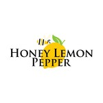 Piping Peach, Honey Lemon Pepper Logo - Entry #14