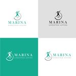 Marina lifestyle living Logo - Entry #97