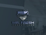 Mr. Fresh Carpet Care Logo - Entry #85