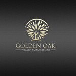Golden Oak Wealth Management Logo - Entry #168