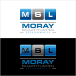 Moray security limited Logo - Entry #252