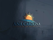 Ana Carolina Fine Art Gallery Logo - Entry #156