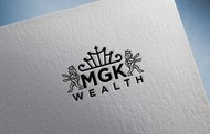 MGK Wealth Logo - Entry #211