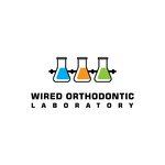 Wired Orthodontic Laboratory Logo - Entry #12