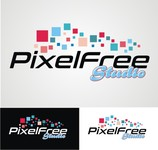 PixelFree Studio Logo - Entry #20