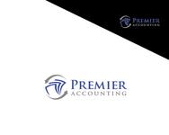 Premier Accounting Logo - Entry #131