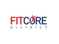 FitCore District Logo - Entry #179