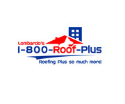 1-800-Roof-Plus Logo - Entry #122