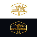 Shepherd Drywall Logo - Entry #72