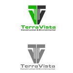 TerraVista Construction & Environmental Logo - Entry #367