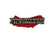 California DUI Defenders Logo - Entry #22