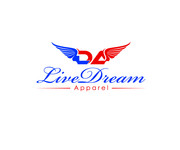 LiveDream Apparel Logo - Entry #359