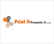 PrintItPromoteIt.com Logo - Entry #128