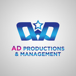 Corporate Logo Design 'AD Productions & Management' - Entry #75