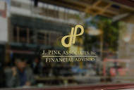 J. Pink Associates, Inc., Financial Advisors Logo - Entry #357