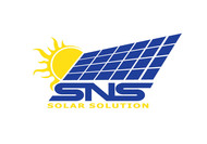SNS Solar Solutions Logo - Entry #71
