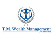 T.M. Wealth Management Logo - Entry #22