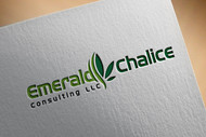 Emerald Chalice Consulting LLC Logo - Entry #184
