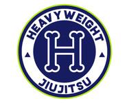Heavyweight Jiujitsu Logo - Entry #8